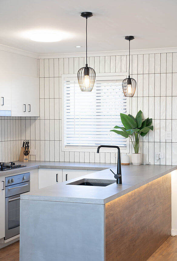 KITCHEN FIT-OUT